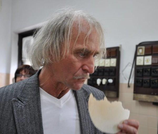 A visit to Jerzego Kryszaka